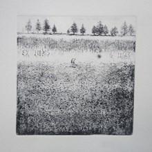 Ex Libris.Etching,10x10,2012